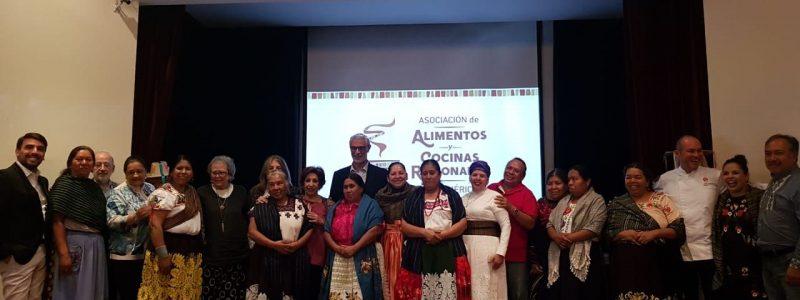 Se presentó en México La Asociación de Alimentos y Cocinas Regionales de Las Américas