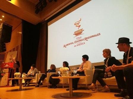 Síntesis de la Ciudad – Mar del Plata presente en el Primer Foro de Alimentos y Cocinas Regionales de América