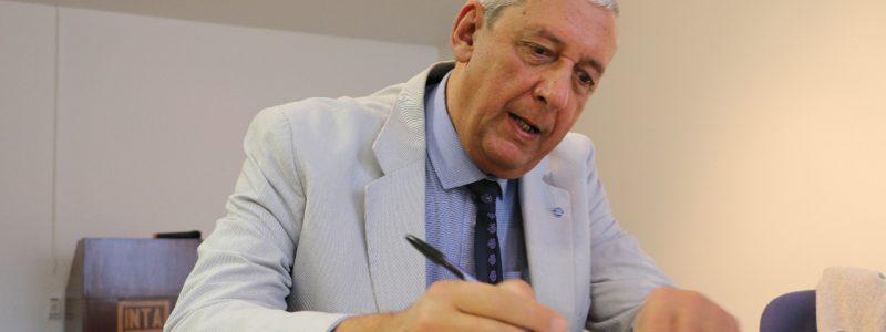 Falleció Raúl D. Motta, socio fundador de la Asociación