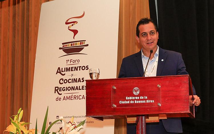 Turismo.gov.ar – Turismo y gastronomía: se realizó el Foro de Alimentos y Cocinas Regionales de América